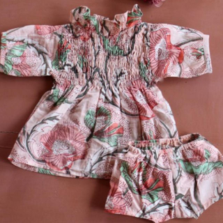 Caramel baby&child  - 極美品‼️happy to see you×bonjour diary ドール服