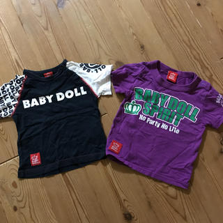 BABYDOLL - ベビードールTシャツセット