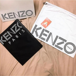 ケンゾー(KENZO)のKENZO クラッチバック(セカンドバッグ/クラッチバッグ)