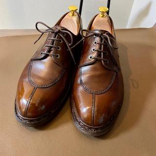 ジェーエムウエストン(J.M. WESTON)のJ.M.WESTON ロジェ 597 革靴 メンズ 旧ロゴ(ドレス/ビジネス)