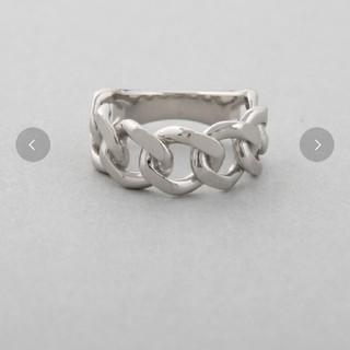 ete - Jouete シルバー プラチナ 925  ete チェーン 指輪