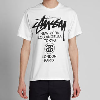 STUSSY - STUSSY WorldTour Tシャツ