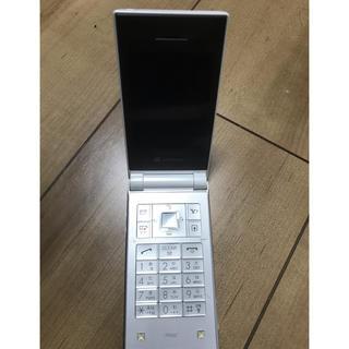 SAMSUNG - 【中古】ソフトバンク 740SC