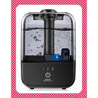 ★大特価★【新品&送料無料】 加湿器 超音波式 4.5L