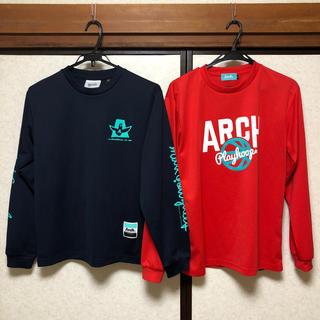 ARCH バスケ ロンT セット