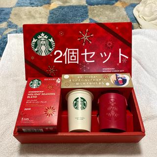 Starbucks Coffee - スターバックス ホリデーチア ギフト