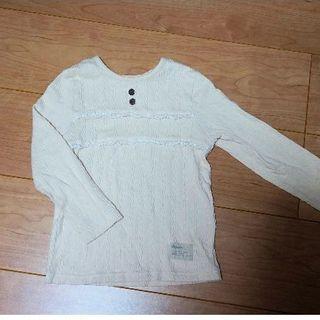 ビケット(Biquette)のビケット アイボリートップス 100(Tシャツ/カットソー)