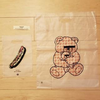 アンダーカバー(UNDERCOVER)のアンダーカバー ショップ袋+ブランドロゴシール(ショップ袋)