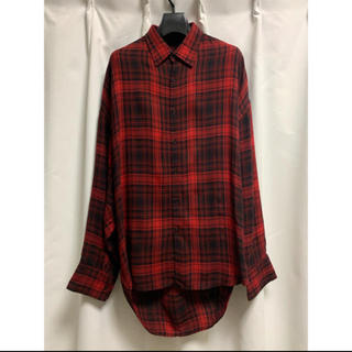 LAD MUSICIAN - ITEM NO.2216-122  チェックシャツ ビックシャツ