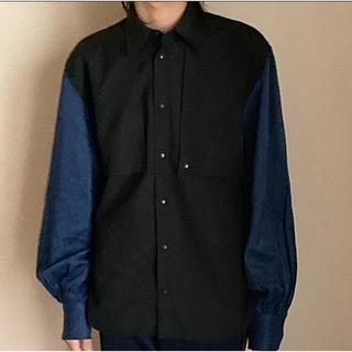 ジョンローレンスサリバン(JOHN LAWRENCE SULLIVAN)のAVALONE 19AW シャツ ジャケット(シャツ)
