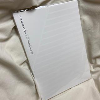 防弾少年団(BTS) - 【公式】WINGS プログラムブック