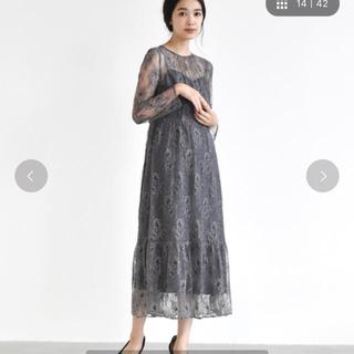 ROSSO - ships×Rosso kaene総レースワンピース 新品タグ付き 結婚式ドレス