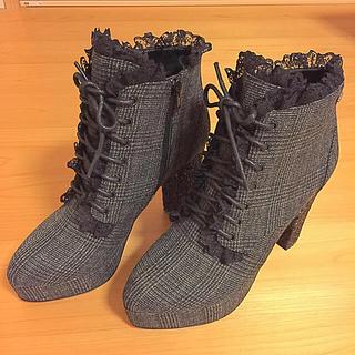 イートミー(EATME)のEATMEのブーツ(ブーツ)