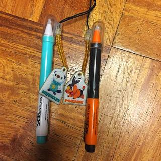 ポケモン(ポケモン)のDSポケモンタッチペン2個(その他)