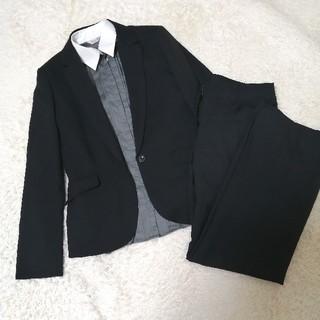 オリヒカ(ORIHICA)のオリヒカのパンツスーツ シャツ 3点セット フォーマル オフィス セットアップ(スーツ)