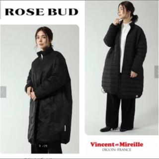 ROSE BUD - ROSE BUD☆ VINCENT et MIREILLE☆ダウンコート