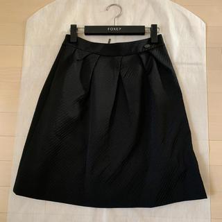 フォクシー(FOXEY)のフォクシー♡スカート38(ひざ丈スカート)