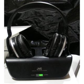 ビクター(Victor)のHA-WD100 ワイヤレスヘッドフォン (ヘッドフォン/イヤフォン)