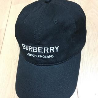 BURBERRY - キャップ