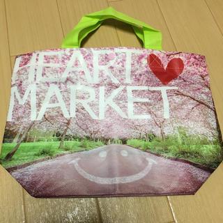 Heart Market - ハートマーケット  ショップ袋 桜
