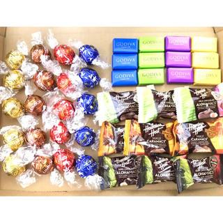 コストコ - 高級チョコレートセット②