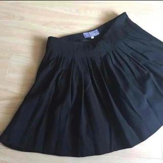 アクアガール(aquagirl)のアクアガール☆定価14,700円定番プリーツスカート(ひざ丈スカート)