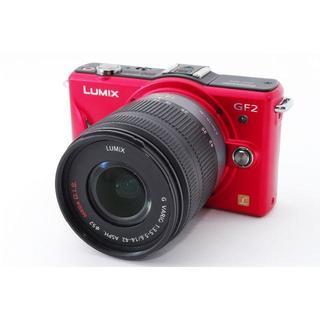 Panasonic - パナソニック Panasonic DMC-GF2 レンズセット