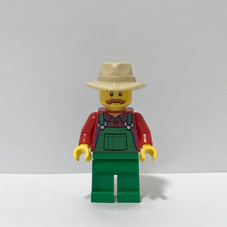 Lego - レゴ正規品 ミニフィグ  農夫