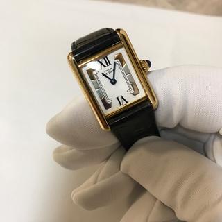 Cartier - カルティエ マスト タンク トリニティ ヴィンテージウォッチ