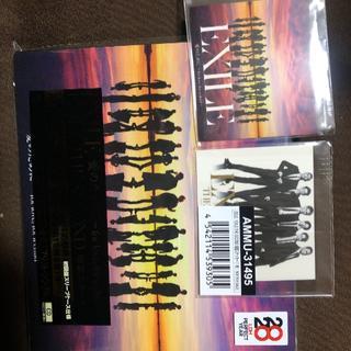エグザイル(EXILE)のEXILE 新曲 CD 愛のために/瞬間エターナル ステッカー付(ポップス/ロック(邦楽))