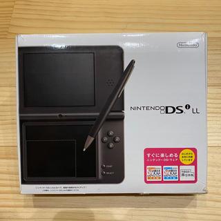 ニンテンドーDS(ニンテンドーDS)の【中古】Nintendo DS ニンテンドー DSI LL DARK BROWN(携帯用ゲーム機本体)