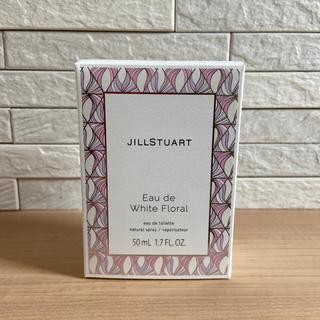 JILLSTUART - 【新品未開封】ジルスチュアート オード ホワイトフローラル 香水