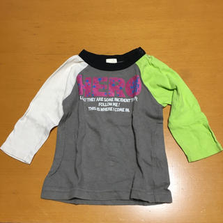 エーアーベー(eaB)のeaB ☆ ベビー 長袖 Tシャツ(Tシャツ)