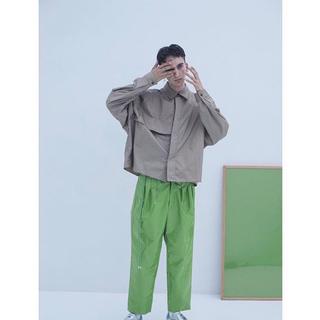 ジエダ(Jieda)のjieda トレンチシャツ(シャツ)