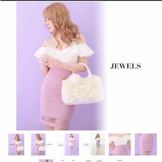 JEWELS - jewels オフショルダー ドレス