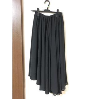 JEANASIS - 【新品】JEANASIS アシンメトリースカート