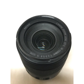 Canon - Canon EF-S18-135mm F3.5-5.6 IS USM