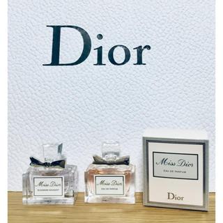 Dior - 【新品未使用】Dior ミスディオール  ブルーミングブーケ & パルファン