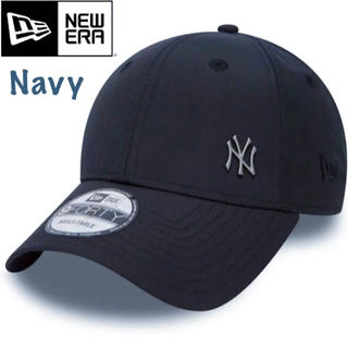 NEW ERA - ニューエラ キャップ NY ヤンキース ワンポイント ロゴ ネイビー
