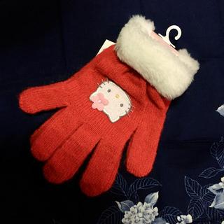 サンリオ(サンリオ)の手袋 キティ(手袋)