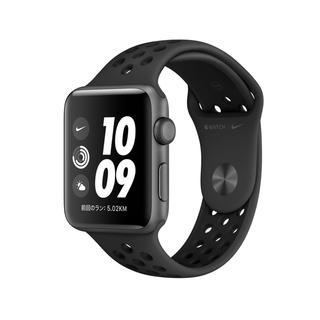 アップルウォッチ(Apple Watch)のApple Watch series3 NIKE 38mm GPSモデル(スマートフォン本体)