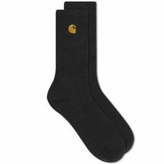カーハート(carhartt)の【海外】carhartt ソックス 靴下 カーハート ブラック(ソックス)