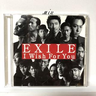 エグザイル(EXILE)のEXILE  I Wish For You(ポップス/ロック(邦楽))
