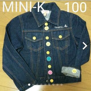 ミキハウス(mikihouse)のMINI-K Gジャン 100 ミキハウス(ジャケット/上着)