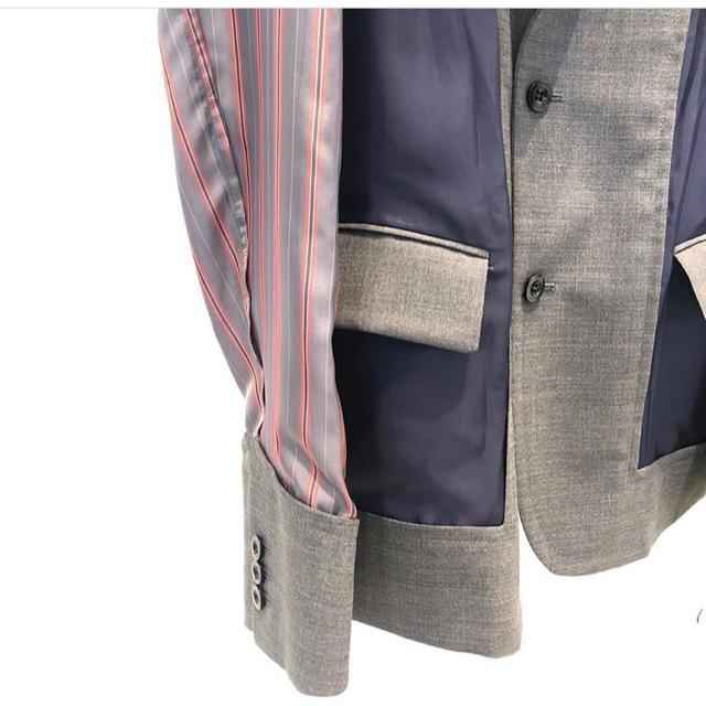 sacai(サカイ)のsacai 2020SS テーラードジャケット サイズ2 メンズのジャケット/アウター(テーラードジャケット)の商品写真
