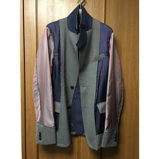sacai - sacai 2020SS テーラードジャケット サイズ2