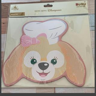 ダッフィー - 【セール品】香港ディズニー限定 クッキー マウスパッド