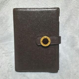 BVLGARI - BVLGARI 手帳カバー