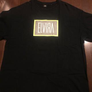ELVIRA リフレクティブTシャツ XL(Tシャツ/カットソー(半袖/袖なし))