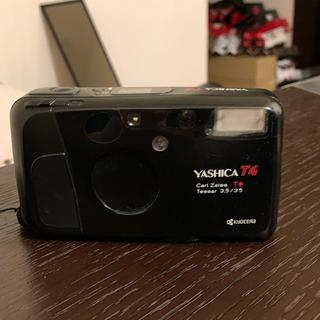 キョウセラ(京セラ)のYashica T4 ジャンク(フィルムカメラ)
